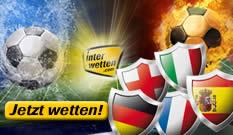 Fussball Europa League Wetten bei Interwetten