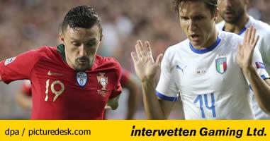 Sportwetten-Tipp: Italien – Portugal - 17.11.2018