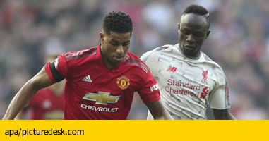 Manchester United – FC Liverpool - 20.10.2019