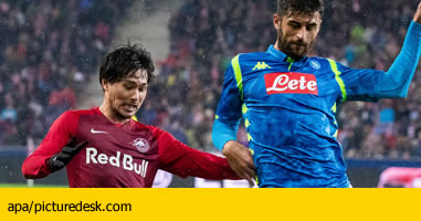 FC Salzburg – SSC Napoli - 23.10.2019