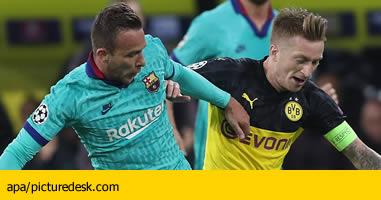 FC Barcelona – Borussia Dortmund - 27.11.2019