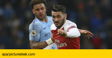 FC Arsenal – Manchester City - 15.12.2019