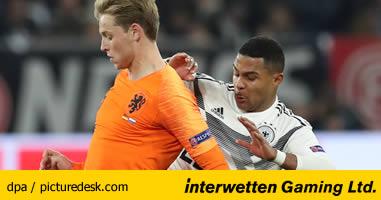 Sportwetten-Tipp: Niederlande – Deutschland - 24.03.2019
