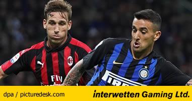 Sportwetten-Tipp: AC Milan – Inter Mailand - 17.03.2019