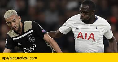 Sportwetten-Tipp: AFC Ajax – Tottenham Hotspur - 08.05.2019