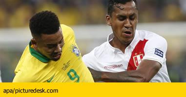 Sportwetten-Tipp: Brasilien – Peru - 07.07.2019