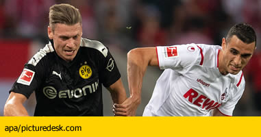 Borussia Dortmund – 1. FC Köln - 24.01.2020