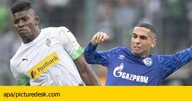 Schalke 04 – Borussia M'gladbach - 17.01.2020