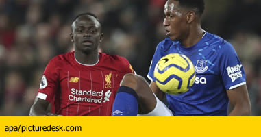 FC Everton – FC Liverpool - 17.10.2020