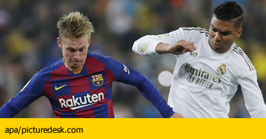 FC Barcelona – Real Madrid - 24.10.2020