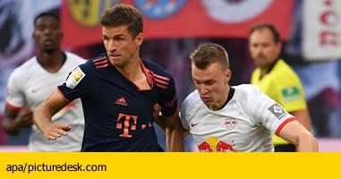 FC Bayern – RB Leipzig - 09.02.2020
