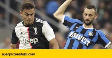 Juventus Turin – Inter Mailand - 01.03.2020