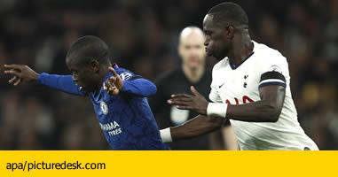 FC Chelsea – Tottenham Hotspur - 22.02.2020