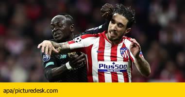FC Liverpool – Atlético Madrid - 11.03.2020