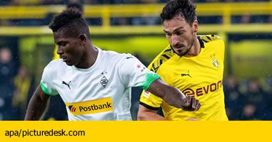 Borussia M'gladbach – Borussia Dortmund - 07.03.2020