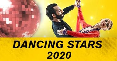 Dancing Stars - Wer tanzt sich zum Sieg?