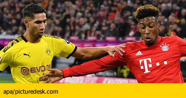 Borussia Dortmund – FC Bayern - 26.05.2020