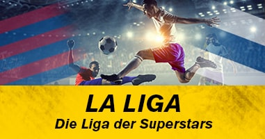 La Liga - Die Liga der Superstars