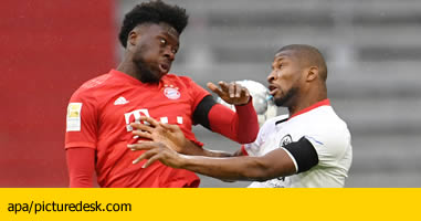 FC Bayern – Eintracht Frankfurt - 10.06.2020