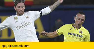 Real Madrid – Villarreal - 16.07.2020