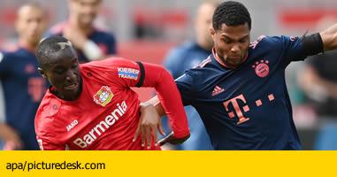 Bayer Leverkusen – FC Bayern - 04.07.2020