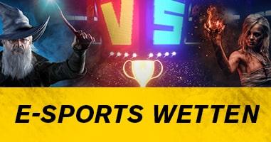 eSports Wetten im Trend