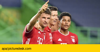 Paris Saint-Germain – FC Bayern - 23.08.2020