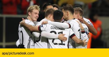 Deutschland – Spanien - 03.09.2020
