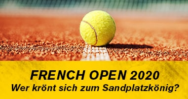 French Open 2020 - Wer holt den Titel?